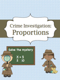 Crime Investigation: Proportions