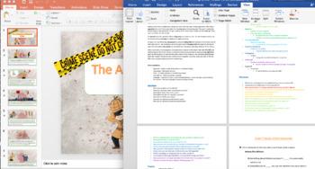 Crime Phrasal Verbs Story Online Lesson Plan (B2/C1 level)