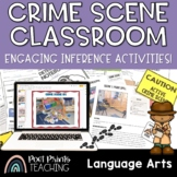 Crime Scene Classroom, Making Inferences