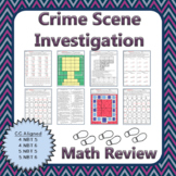 Crime Scene Investigation: A Mathematical Adventure