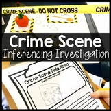 Crime Scene Investigation: An Inferencing Writing Prompt
