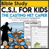 Bible Lessons | Crime Scene Investigation | Making Inferences