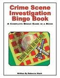 Crime-Scene Investigation Bingo Book