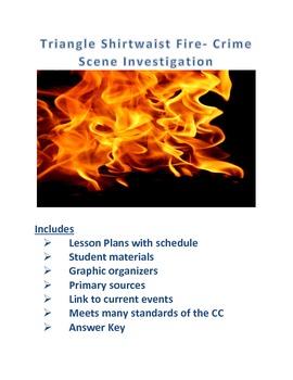 Crime Scene Investigation (Industrial Revolution) Triangle