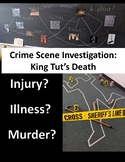Crime Scene Investigation: King Tut's Death