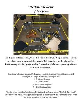 "Crime Scene Investigation: ""The Tell-Tale Heart"""