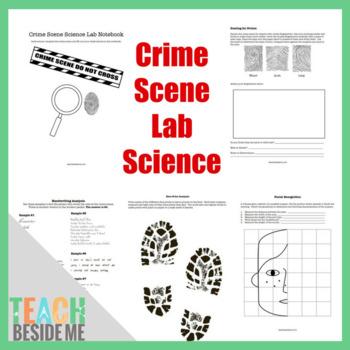 Crime Scene Lab- Forensic Science