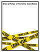 Crime Scene: Reader Response Sheets For Use with Any Work of Fiction