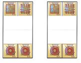Crime Scene Search Patterns foldable