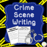 Classroom Crime Scene: Step-by-Step Writing