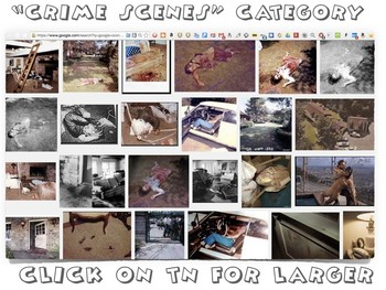 Crime Scenes & How to Search for Them Online ~ Criminal Law Forensics