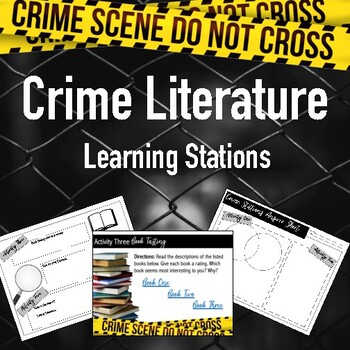 Crime Stations: Fiction Literary Analysis