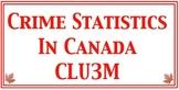 Crime Statistics In Canada