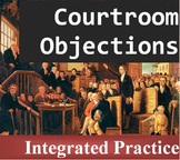 Crime and Law (C): Common courtroom objections