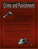 Crime and Punishment Complete Novel Package