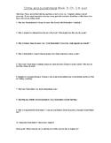 Crime and Punishment book 3 quiz