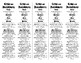 Crime and Punishment edition of Bookmarks Plus: Fun Freebie & Handy Reading Aid!