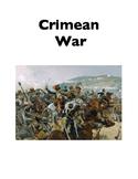 Crimean War (Worksheets)