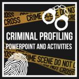 Criminal Profiling PPT