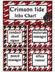 Crimson Tide Decor Pack