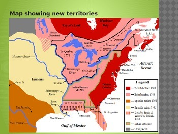 Crisis in the Colonies PowerPoint