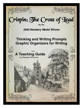 Crispin: The Cross of Lead   Thinking Skills and Graphic Organizers
