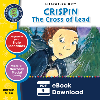 Crispin: The Cross of Lead Gr. 7-8