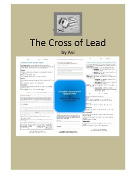 Crispin: The Cross of Lead Literature and Grammar Unit