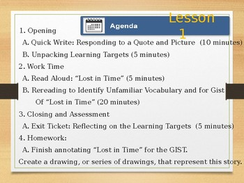 Crispin:The Cross of Lead NYS ELA Gr6 Module1  (Replaces Lightning Thief)