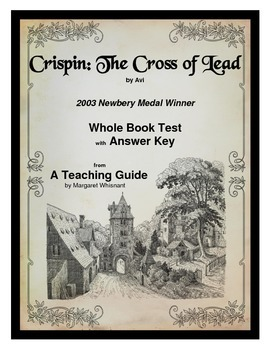 Crispin: The Cross of Lead Summary | SuperSummary