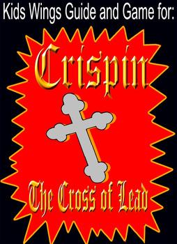 Crispin, The Cross of Lead by Avi, Winner of the Newbery Medal