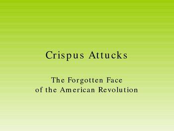Crispus Attucks Powerpoint