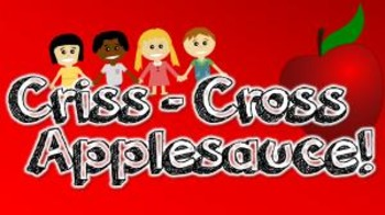 Criss-Cross Applesauce (video)