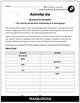 Criss Cross - Literature Kit Gr. 5-6 - BONUS WORKSHEETS