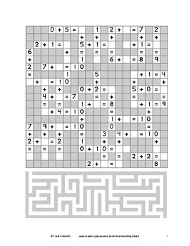Crossword Additions to 10