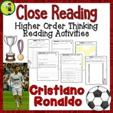 Cristiano Ronaldo Reading Passages and Questions