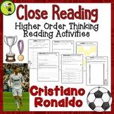 2018 Football World Cup Cristiano Ronaldo Reading Passages