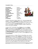 Cristóbal Colón Biografía - Biography of Christopher Columbus