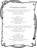 Cristobal Colon - Christopher Columbus