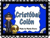 Cristobal Colon (Christopher Columbus Craftivities in Spanish)