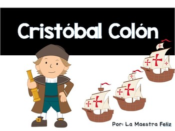 Cristóbal Colón /librito,  2 poemas, leer el salon y mas...