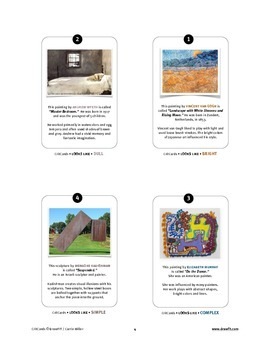 CritCards: Art criticism cards to start the conversation about works of art