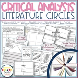 Critical Analysis Literature Circles