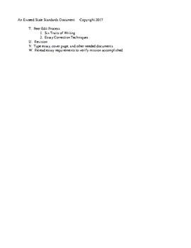 Critical Essay Writing Steps