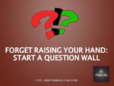 Critical Inquirers: Starting a Question Wall