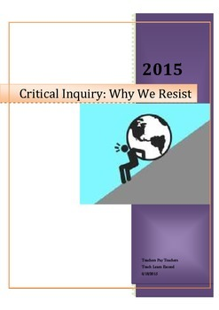 Critical Inquiry: Why We Resist