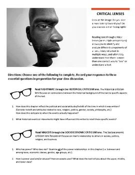 Critical Lenses