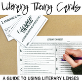 Critical Reading Theory Checklist and Cards