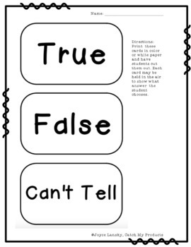 Reading Comprehension Passage for Gifted and Talented Learners (The Fog)