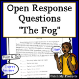 Open Response Questions with Passage